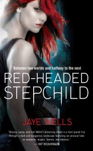 Red-Headed Stepchild (Sabina Kane #1) by Jaye Wells