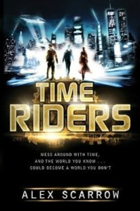 Review: Time Riders by Alex Scarrow