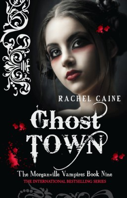 Review: Ghost Town by Rachel Caine
