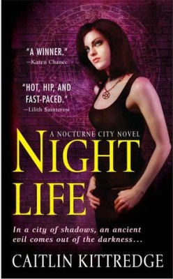 Review: Night Life by Caitlin Kittredge