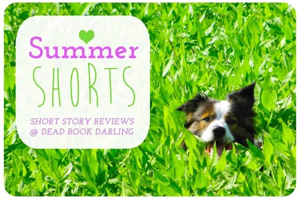 Summer Shorts - Dead Book Darling - Puppy!