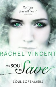 Review: My Soul to Save by Rachel Vincent
