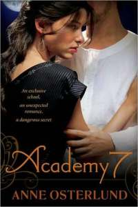 Review: Academy 7 by Anne Osterlund