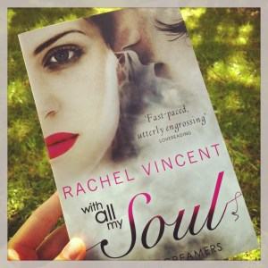 With All My Soul by Rachel Vincent Giveaway