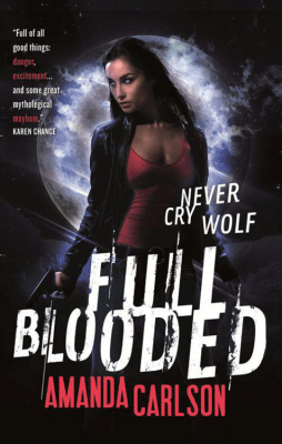 Full Blooded (Jessica McClain #1) by Amanda Carlson