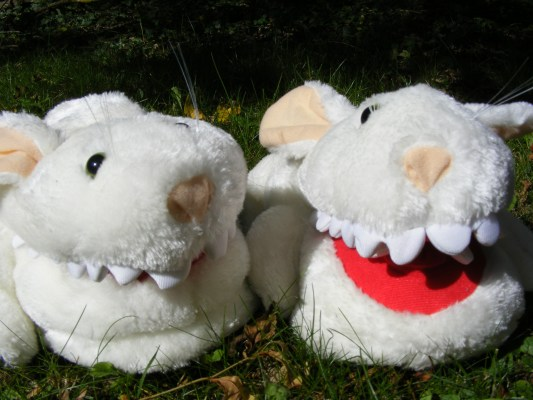 Morganville Bunny Slippers