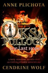 Oksa Pollock The Last Hope by Cendrine Wolf