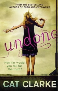 Undone by Cat Clarke