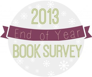 2013 Bookish Survey