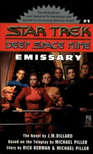 Emissary by JM Dillard