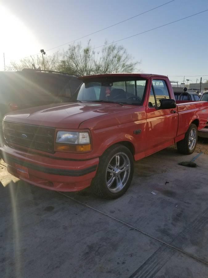 Ford Lightning Parts For Sale Craigslist : lightning, parts, craigslist, F-150, Lightning, #2496, Deadclutch
