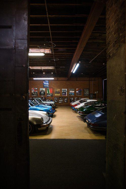 Dream Garage Porsche