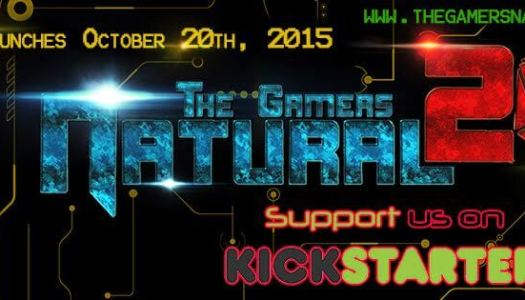 The Gamers: Natural 20 Kickstarter Launches Oct 20th