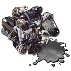7 3 Powerstroke 2004 Jeep Wrangler Tj Wiring Diagram Fixing Common Oil Leaks Dead Head Diesel
