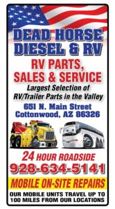 dead horse diesel and rv - rv parts, sales and service