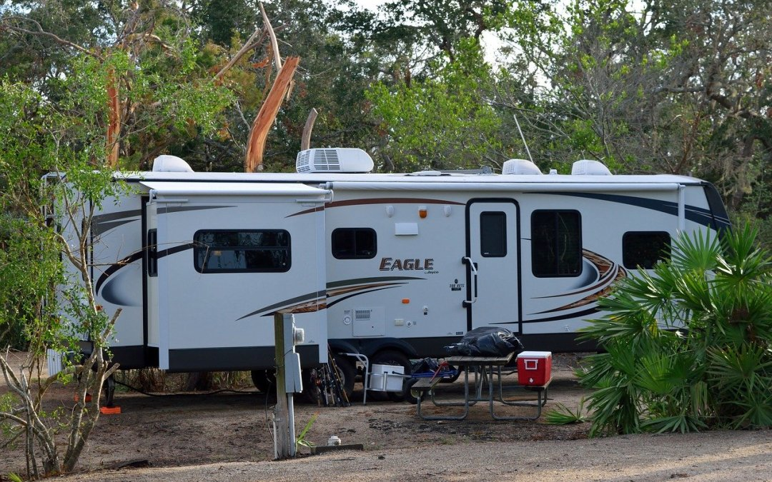 How to Set Up Your RV at a Campground