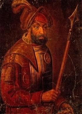 """Yermak Timofeyevich, Cossack """"Conqueror"""" of Siberia"""
