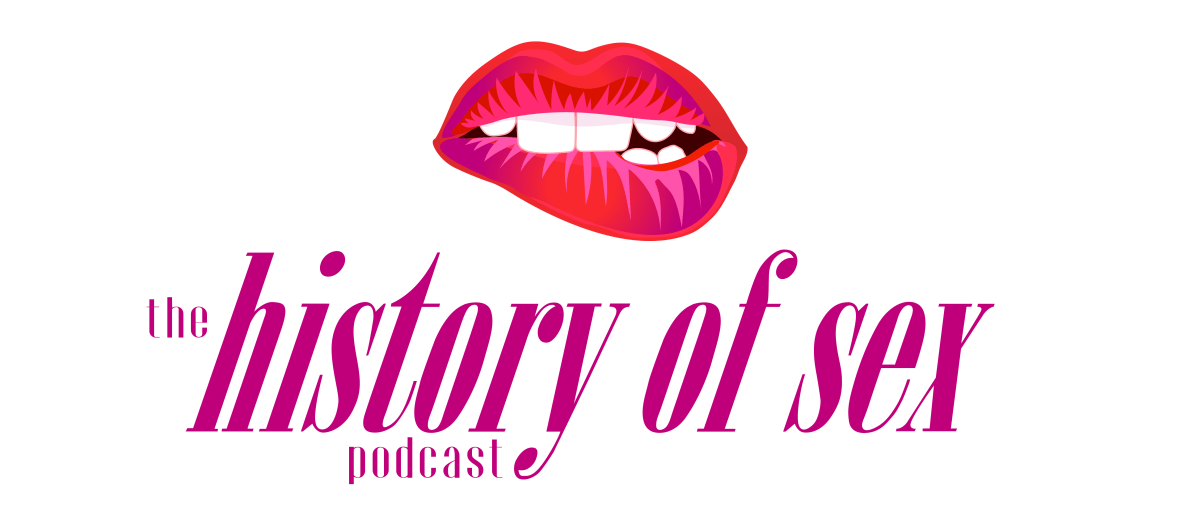 History of Sex logo web banner with added text