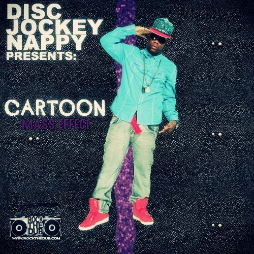 disc jockey nappy & cartoon 1c
