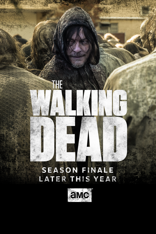 The Walking Dead Streaming Season 9 Episode 9 : walking, streaming, season, episode, Walking, Dead', Season, Finale, Delayed, Coronavirus, Deadline
