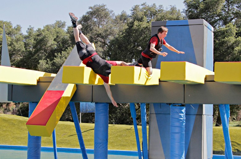 Wipeout': TBS Reboots Obstacle Course Competition Format – Deadline