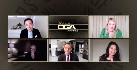 DGA Awards 2021 2