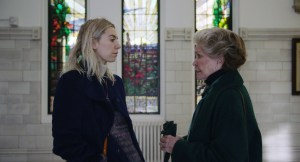 Vanessa Kirby et Ellen Burstyn dans 'Pieces of a Woman'