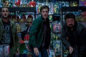 Tomer Capon, Jack Quaid, and Kral Urban in 'The Boys'