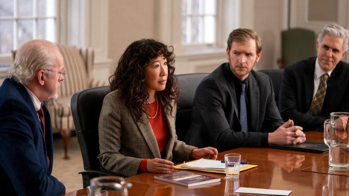 The Chair' Trailer: Sandra Oh EPs & Stars In New Netflix Series – Deadline