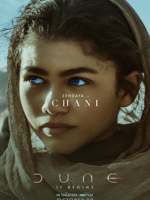 Dune' Character Posters: Timothée Chalamet, Zendaya, More – Deadline