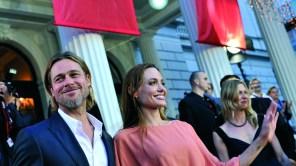 Brad Pitt, Angelina Jolie Sarajevo Film Festival