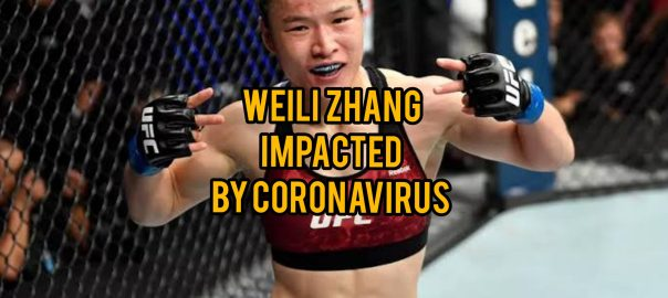 Weili Zhang, the former Kunlun Fight