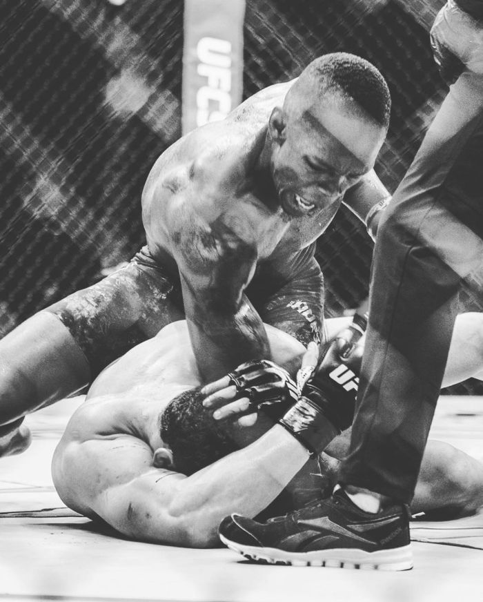 WILL CHRIS WEIDMAN BEAT ADESANYA?