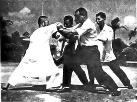 TAIJI QUAN'S FOUR PRINCIPLES FOR COMBAT EXPLAINED