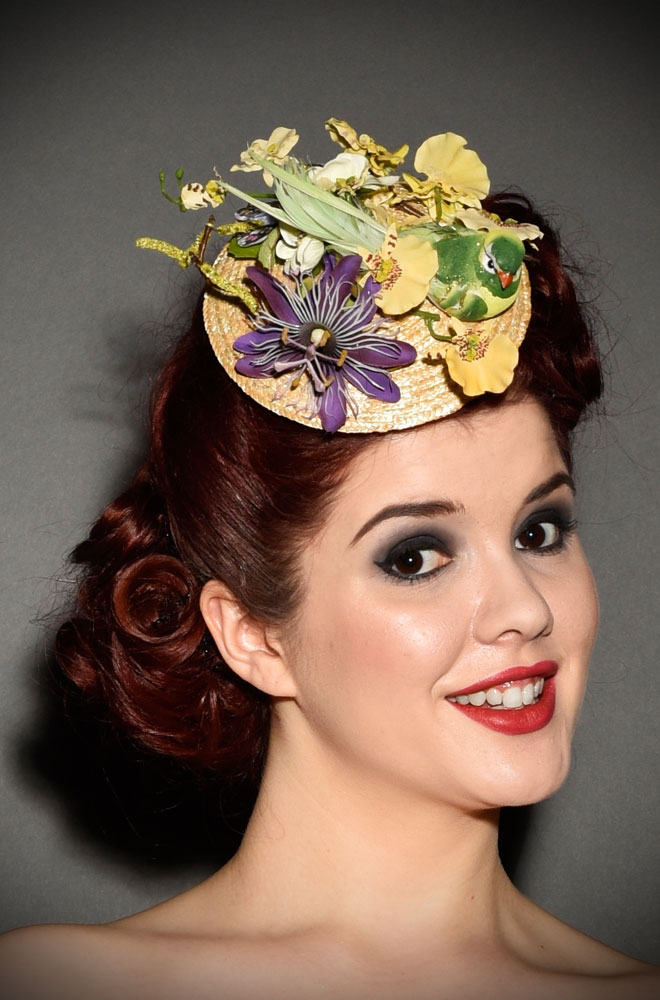 Hair And Makeup Monday The Perfect Hair Fascinator