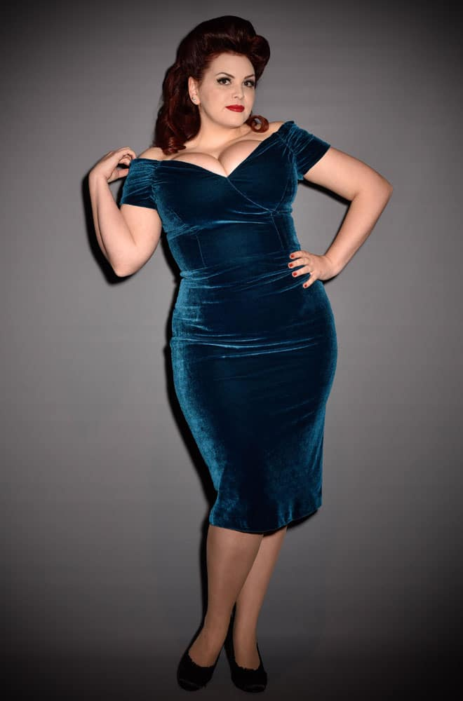 The Fatale a Dress For Any Femme Fatale