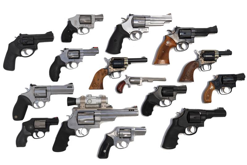 Revolver Handguns