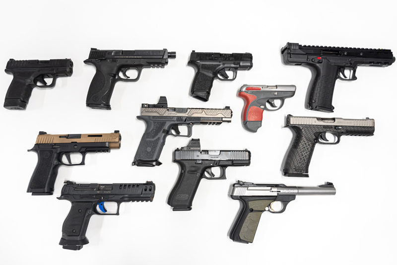 Striker Fire Handguns