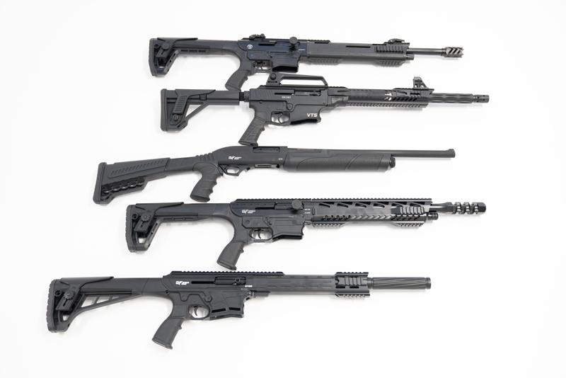 Semi-Auto Tactical Shotguns