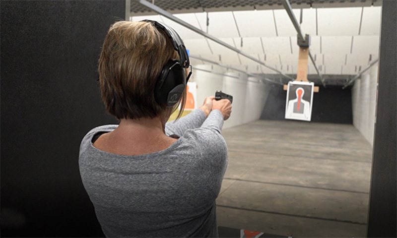 Advanced pistol class at Dead On Arms