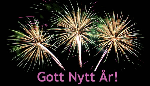 Happy New Year (Gott Nytt År) 2015 (2/3)