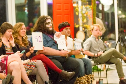 Day of the Dead Poets Slam 2016 Judges