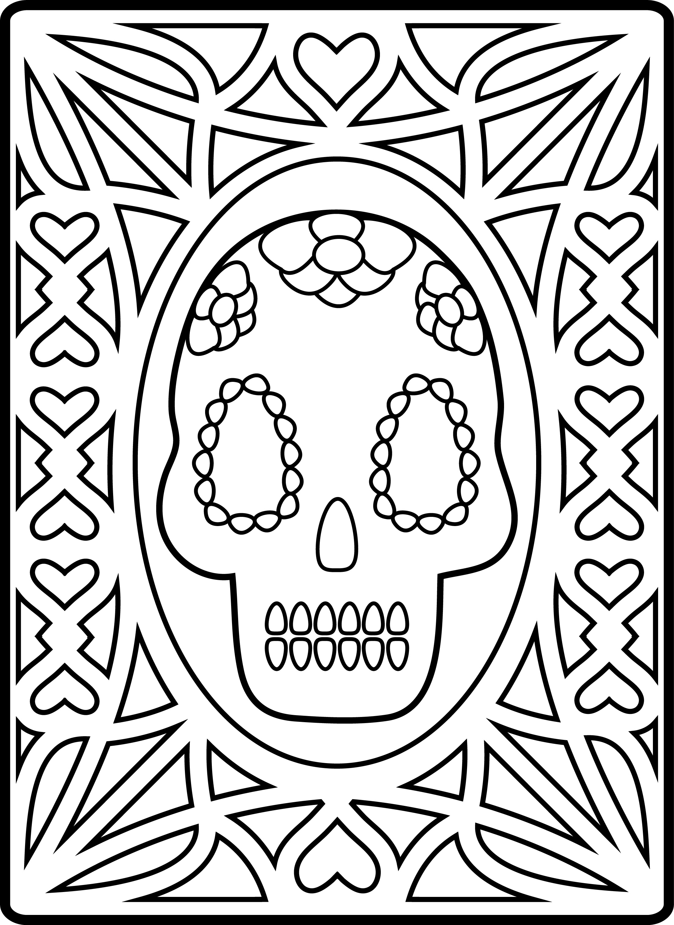 coloring book art by local artists u2013 day of the dead poets slam