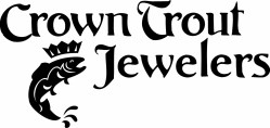 Crown Trout Jewelers Logo