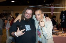 Cook with Bill Moseley, Flashback Weekend 2004