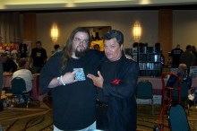 Cook with Joe Pilato, Flashback Weekend 2004