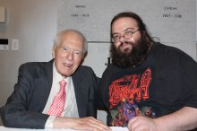 Cook with the late Angus Scrimm, Flashback Weekend 2014