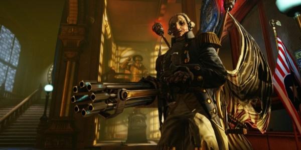 BioShock Infinite - Screenshot 2