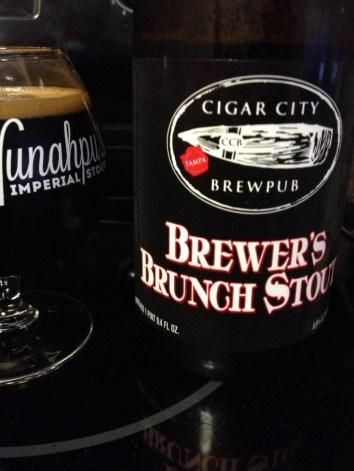 Cigar City Brewer's Brunch