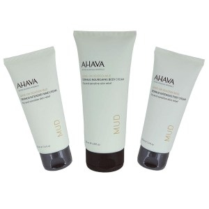 AHAVA DERMUD Intensive Hand, Foot and Body Creams (for dry and sensitive skin)